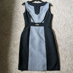 🌸Flash SALE! 🎀(Tahari) women's fitted midi dress